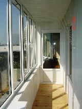 Длинный - 12 - балконы и лоджии (под ключ) - балконы - окна .