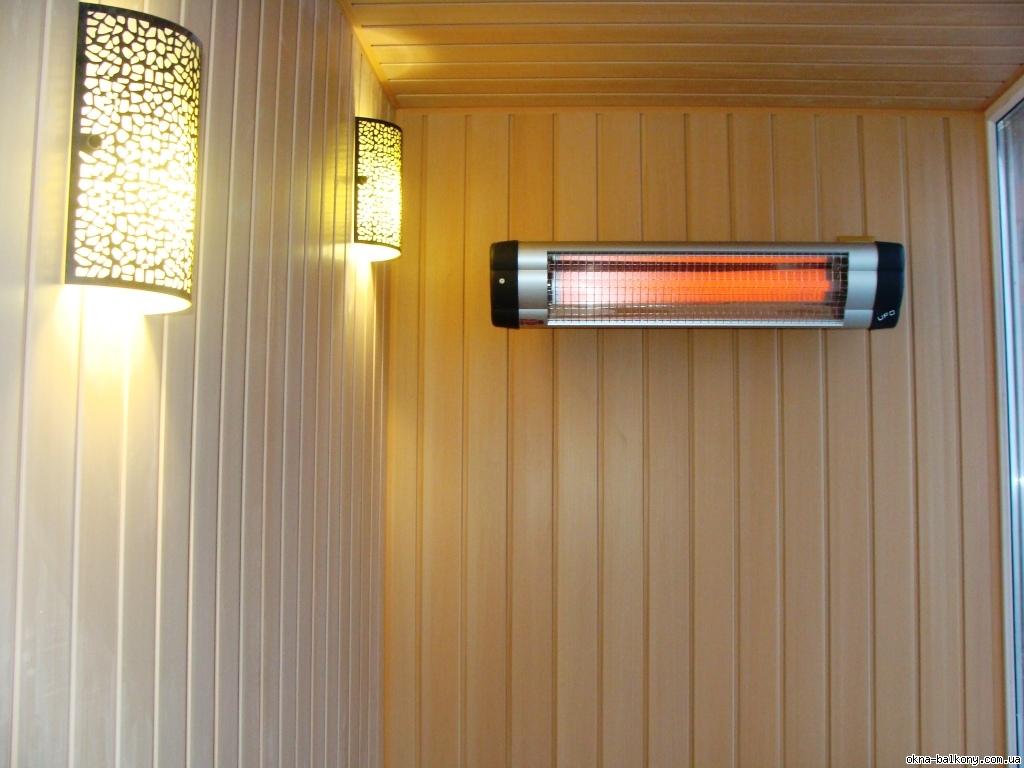 Купить настенный светильник на балкон..